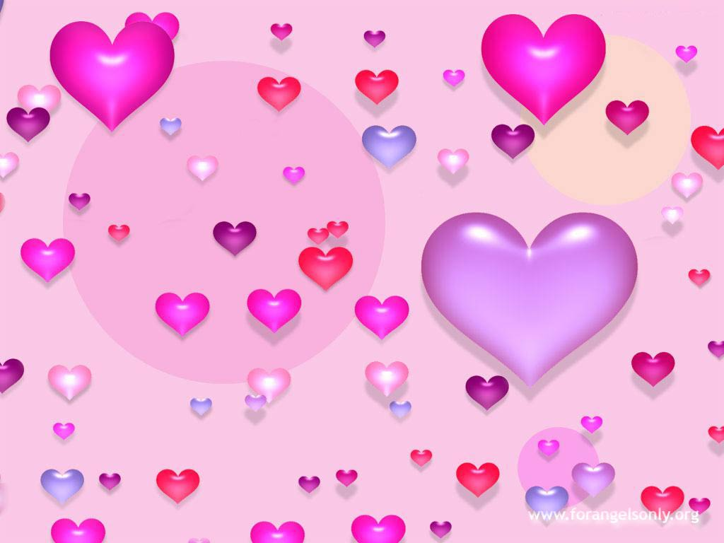 Cute Animated I Love U Wallpapers For Mobile