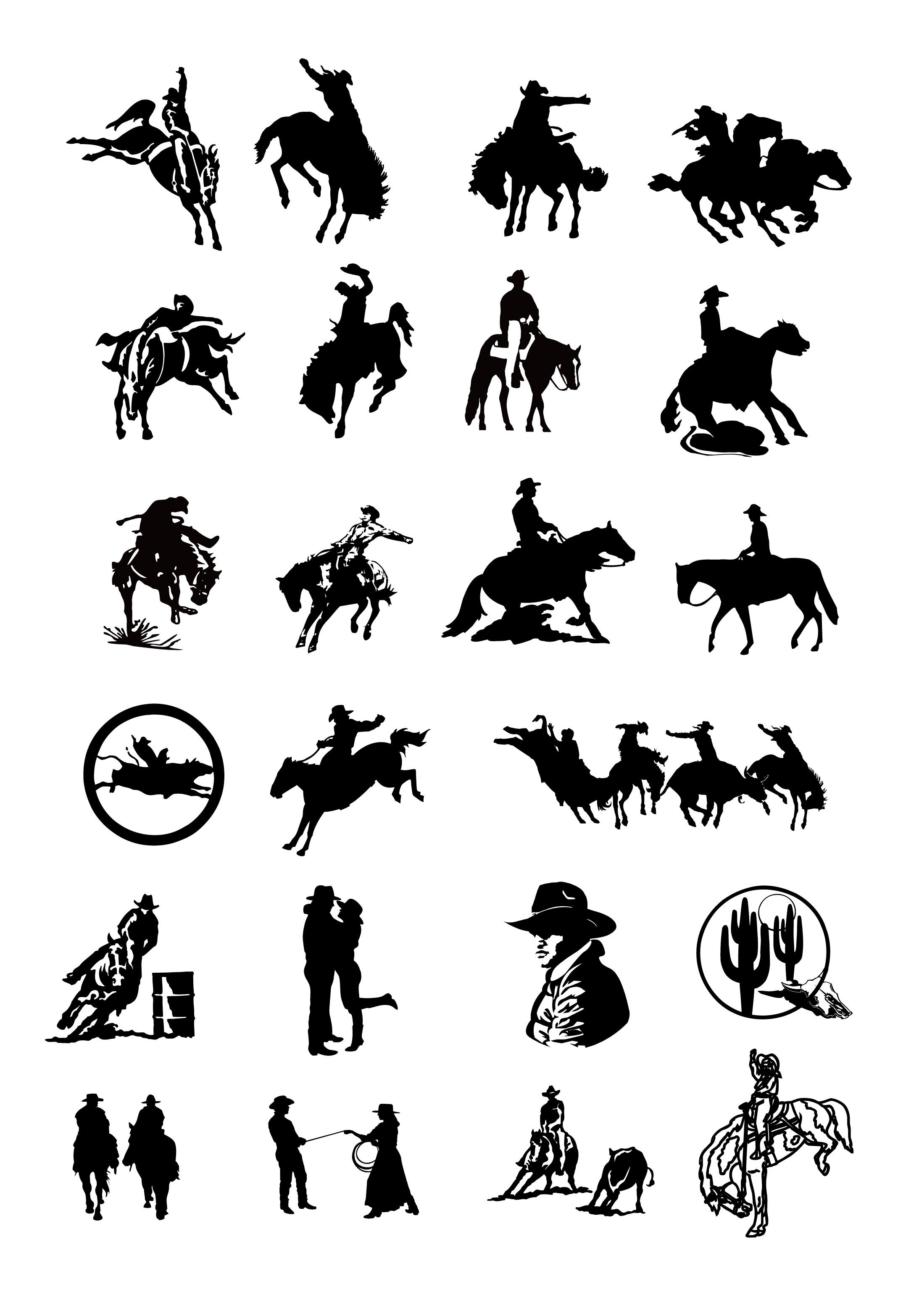 Free Cowboy Image Download Free Clip Art Free Clip Art
