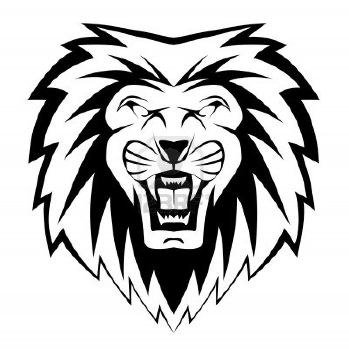 Free Picture Of A Lion Face Download Free Clip Art Free
