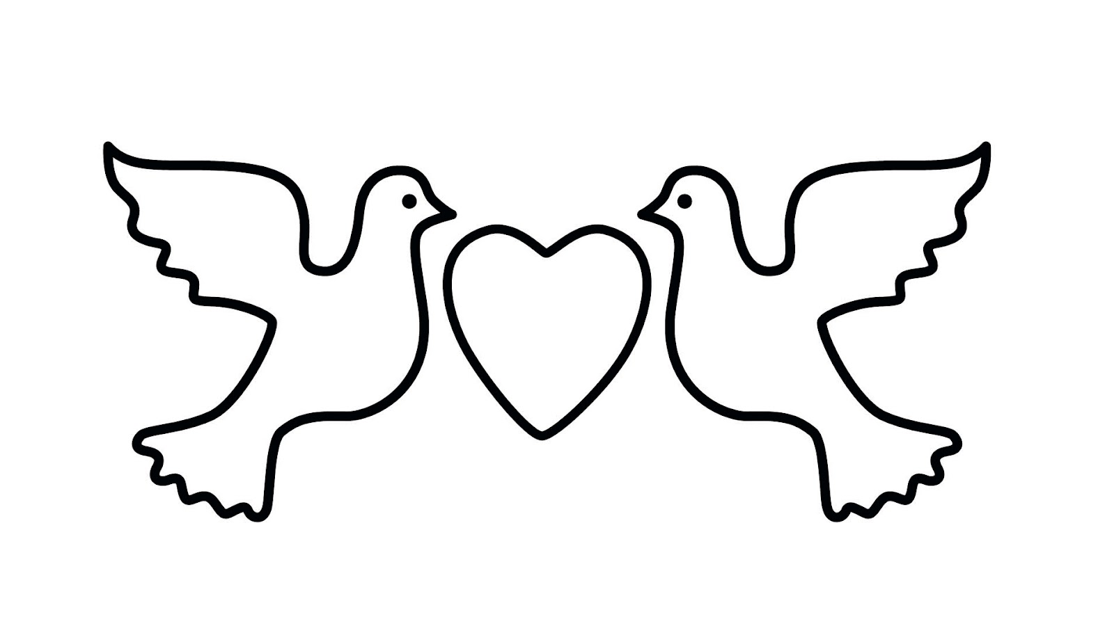 Free Two Doves Download Free Clip Art Free Clip Art On