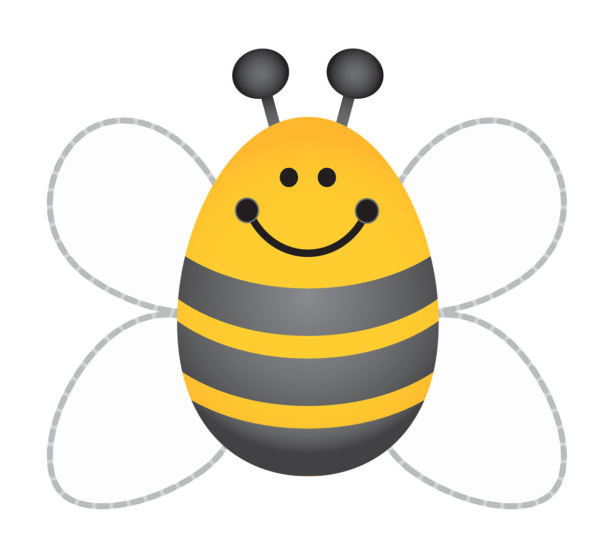Free Bumble Bee Template Download Free Clip Art Free Clip Art On Clipart Library