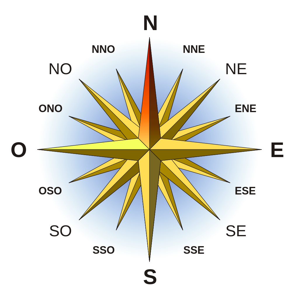 File Compass Rose French Northg