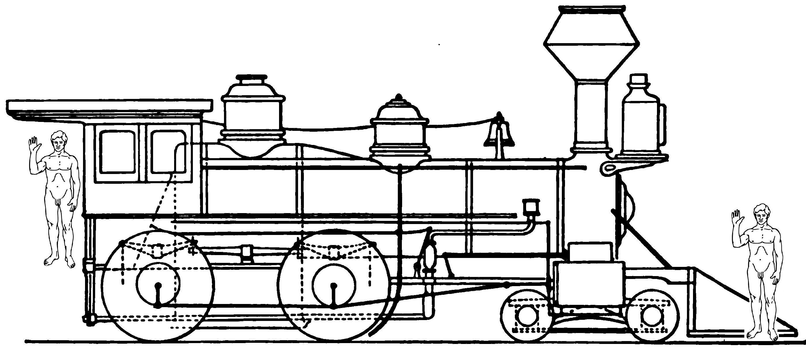 Free Train Drawing Download Free Clip Art Free Clip Art