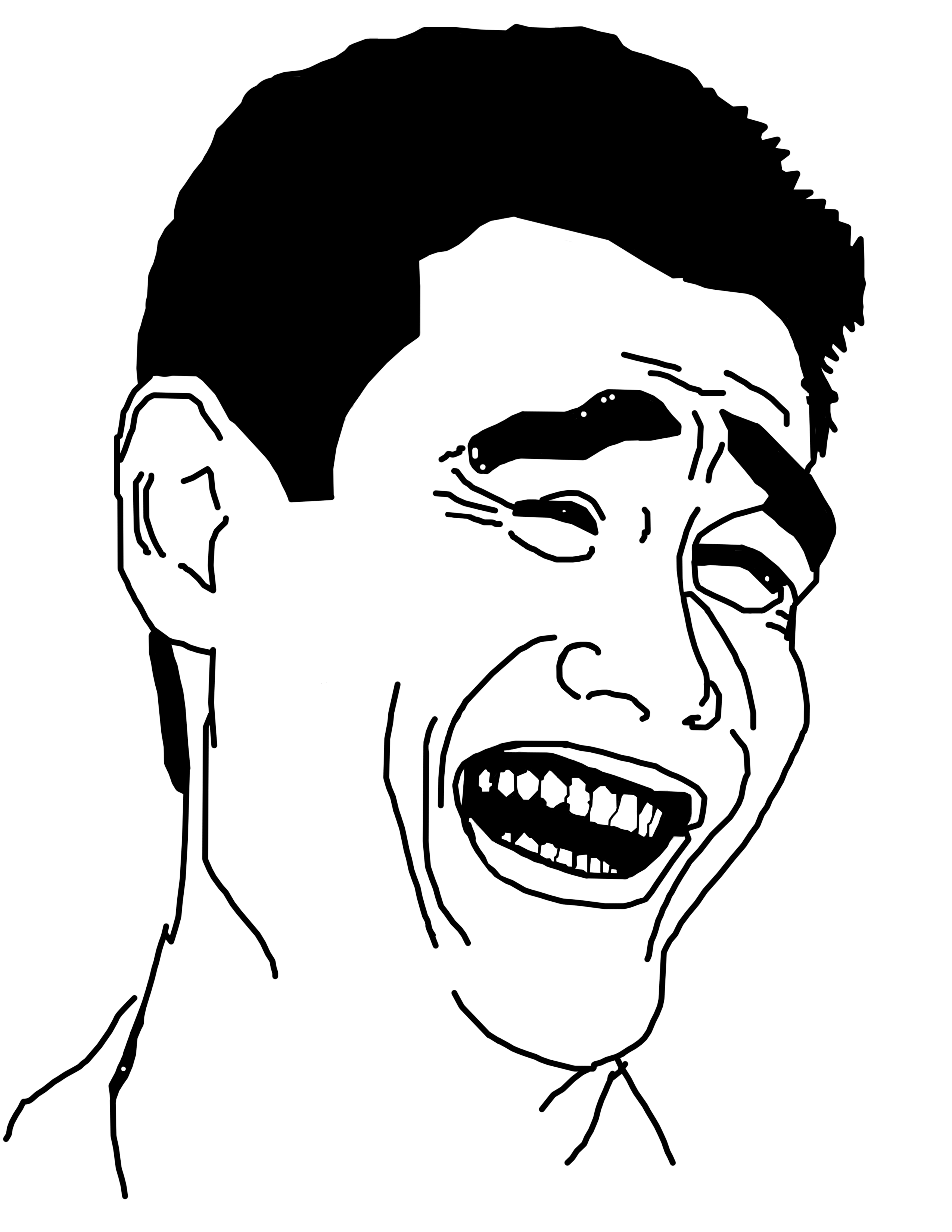Free Laughing Cartoon Face Download Free Clip Art Free