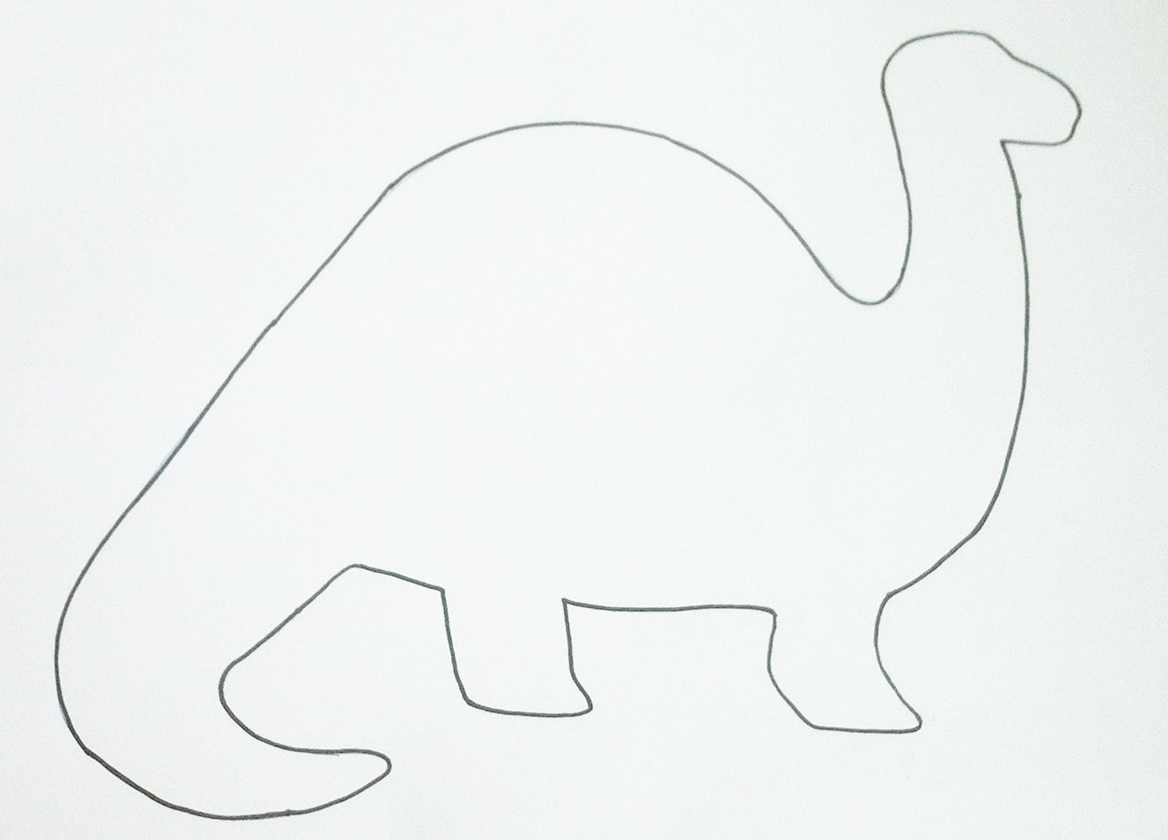 Free Dinosaur Template Download Free Clip Art Free Clip
