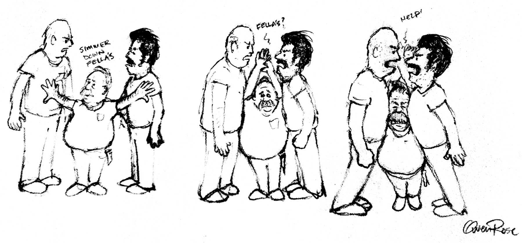 Owen S Cartoons