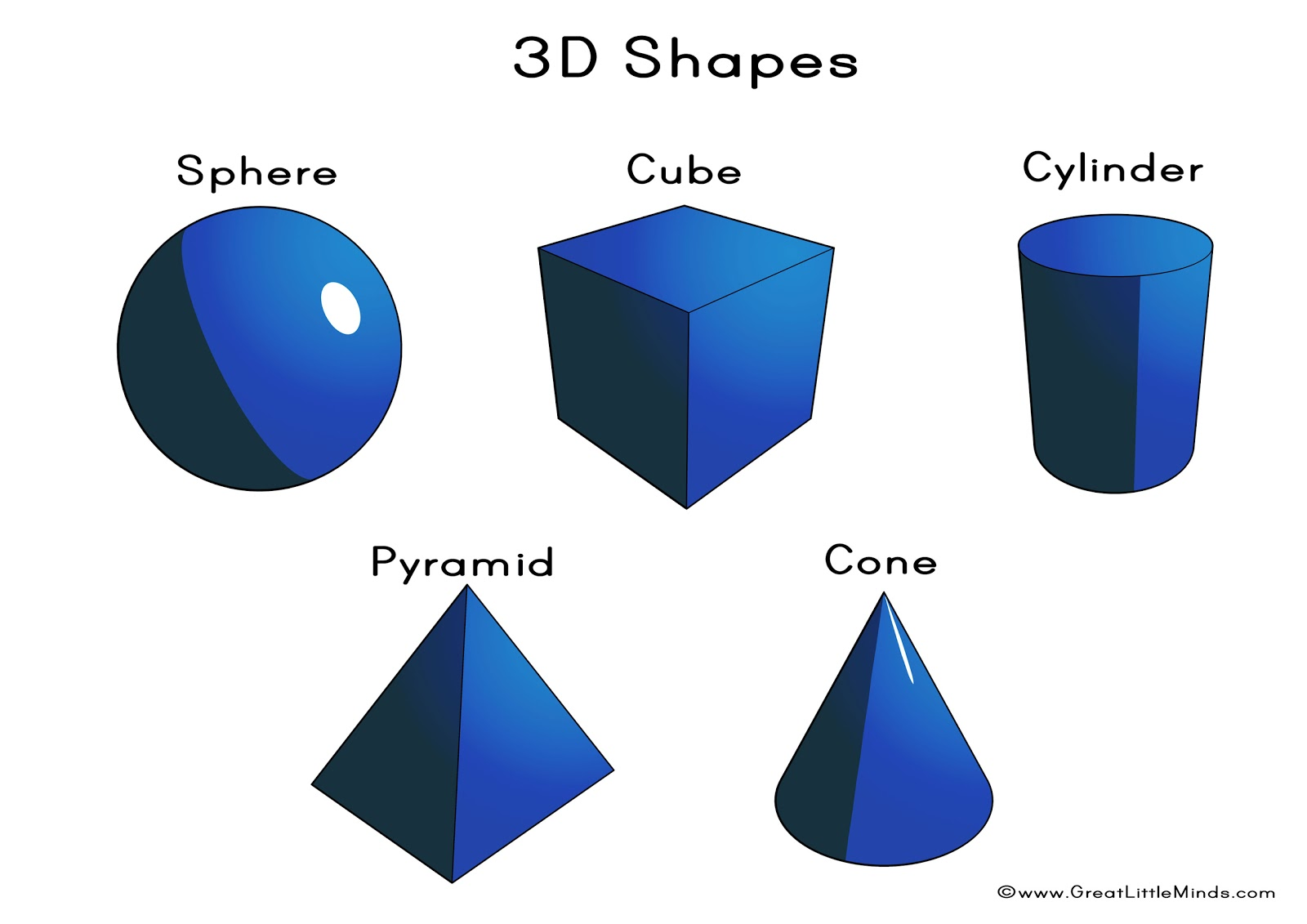 Free Cone 3 D Shape Download Free Clip Art Free Clip Art