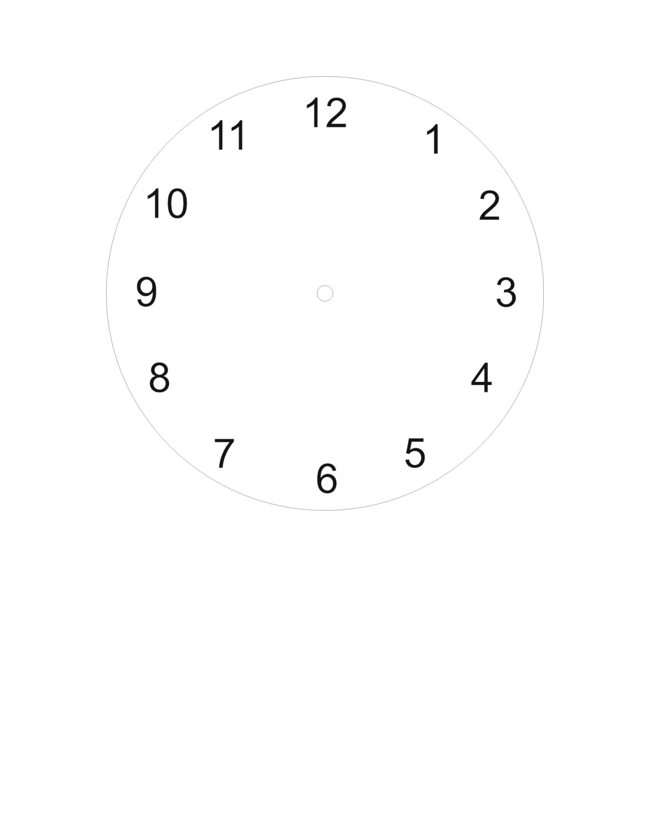 Free Clock Templates Download Free Clip Art Free Clip