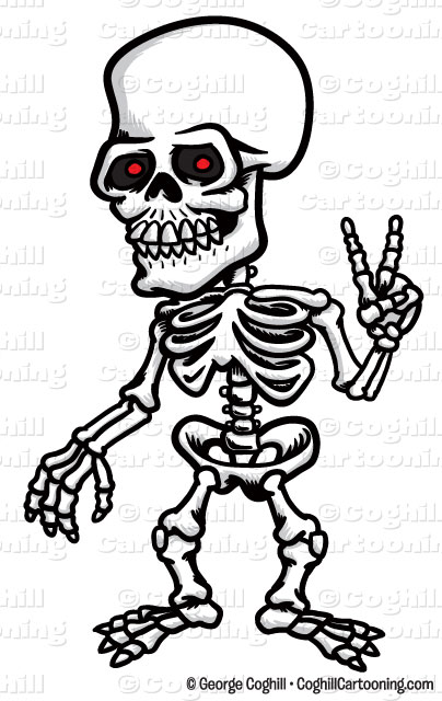 Free Skeleton Cartoon Download Free Clip Art Free Clip