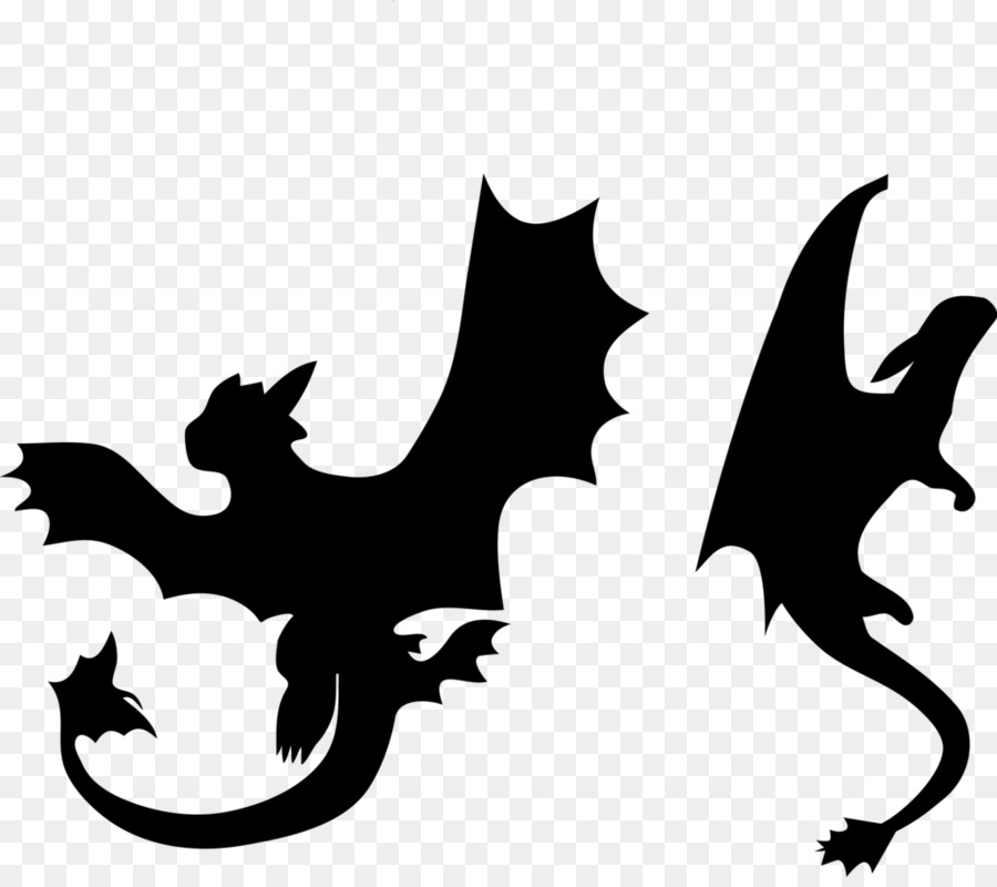 Free Baby Dragon Silhouette Download Free Clip Art Free Clip Art On Clipart Library