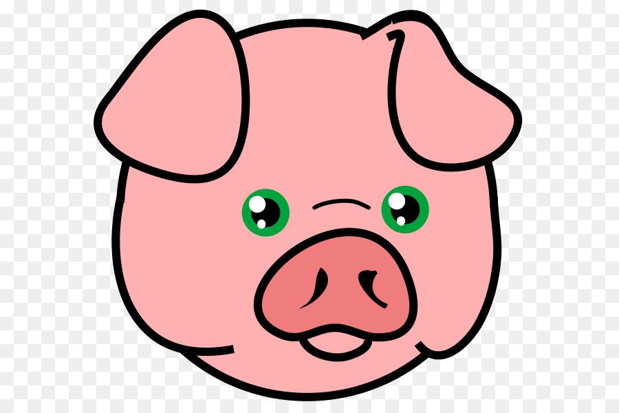 Groom Bride Pig And Art Clip