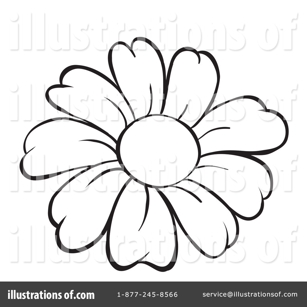 Free Flower Drawings Cliparts Download Free Clip Art