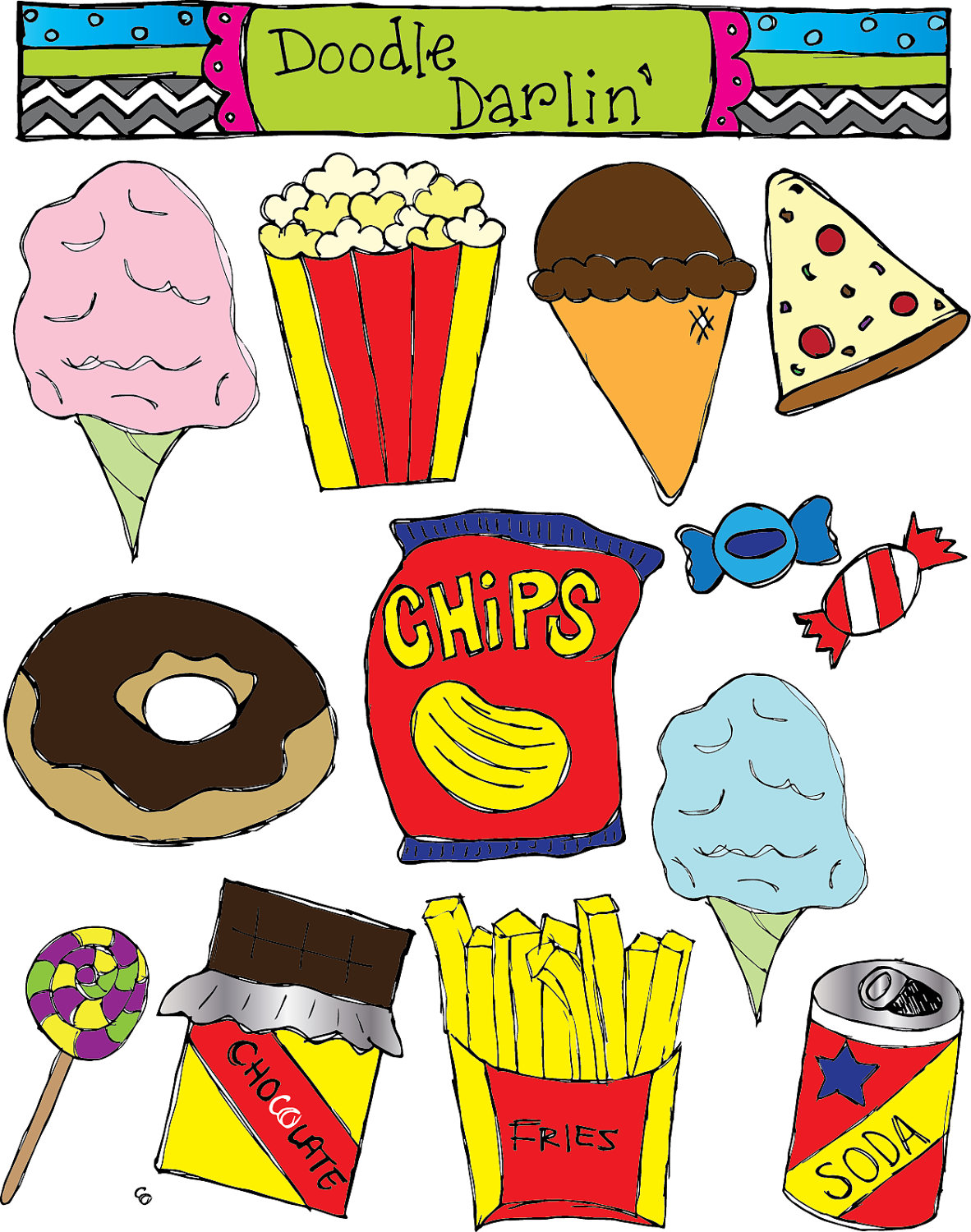 Clip Art Say No Junk
