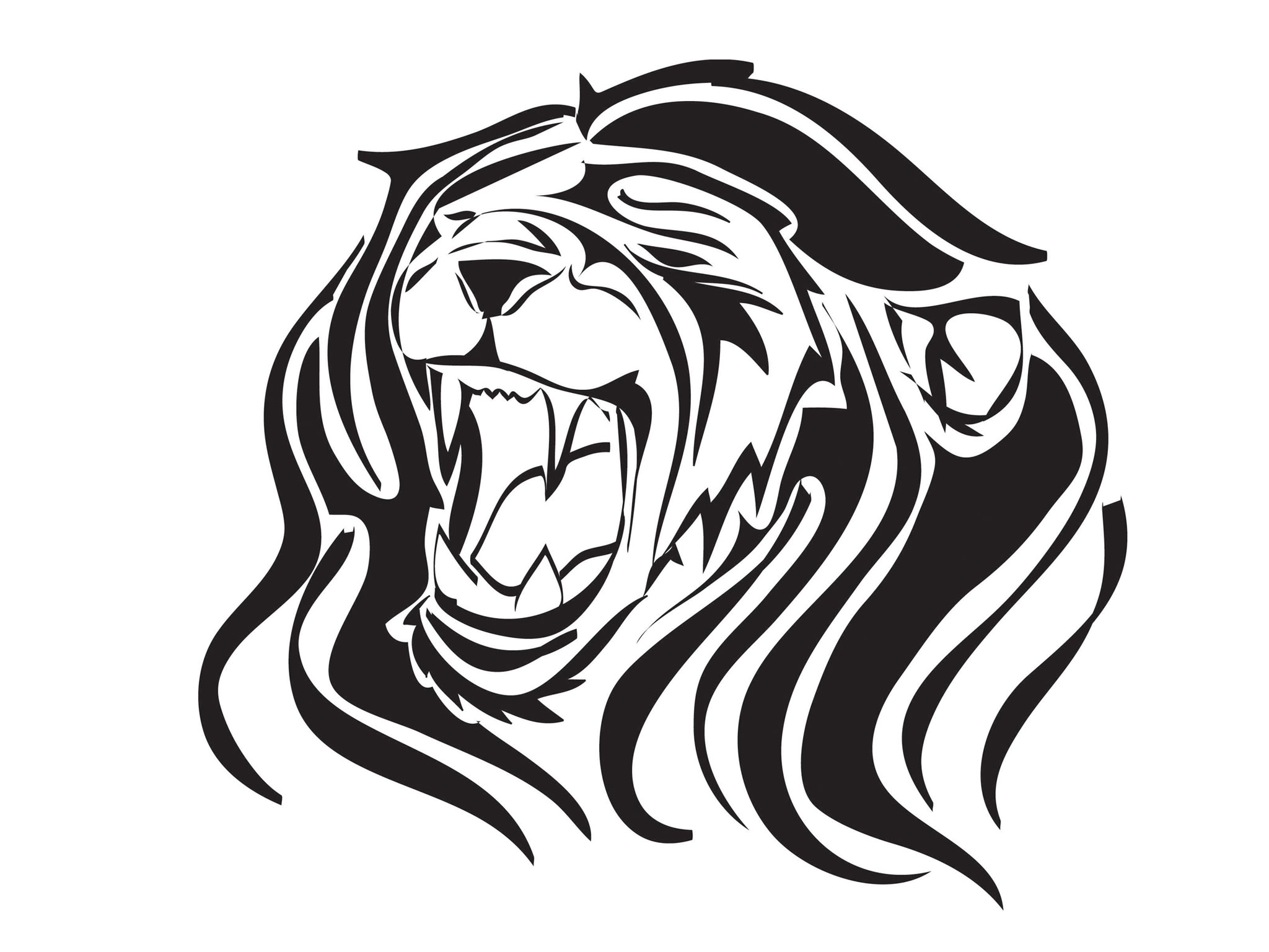 Free Lion Drawing Cliparts Download Free Clip Art Free