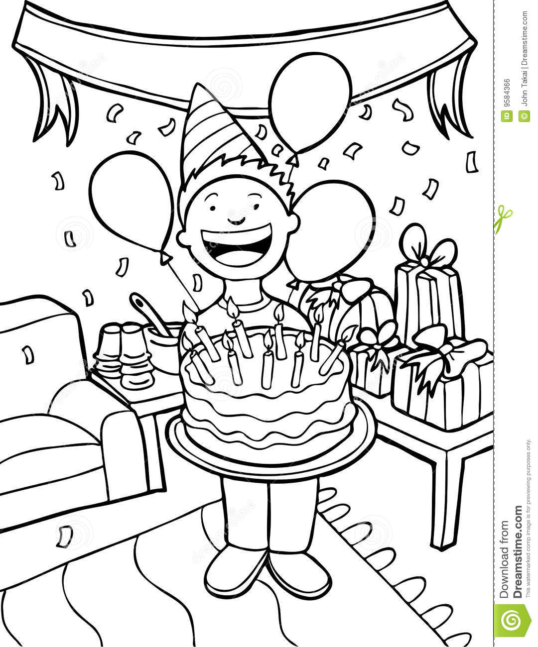 Party Time Clip Art Clipart Panda Free Clipart Image