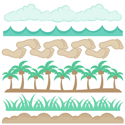 Free Beach Cliparts Borders Download Free Clip Art Free Clip Art On Clipart Library