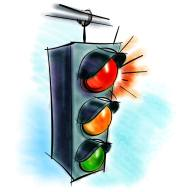 rhyme on traffic light - Clip Art Library