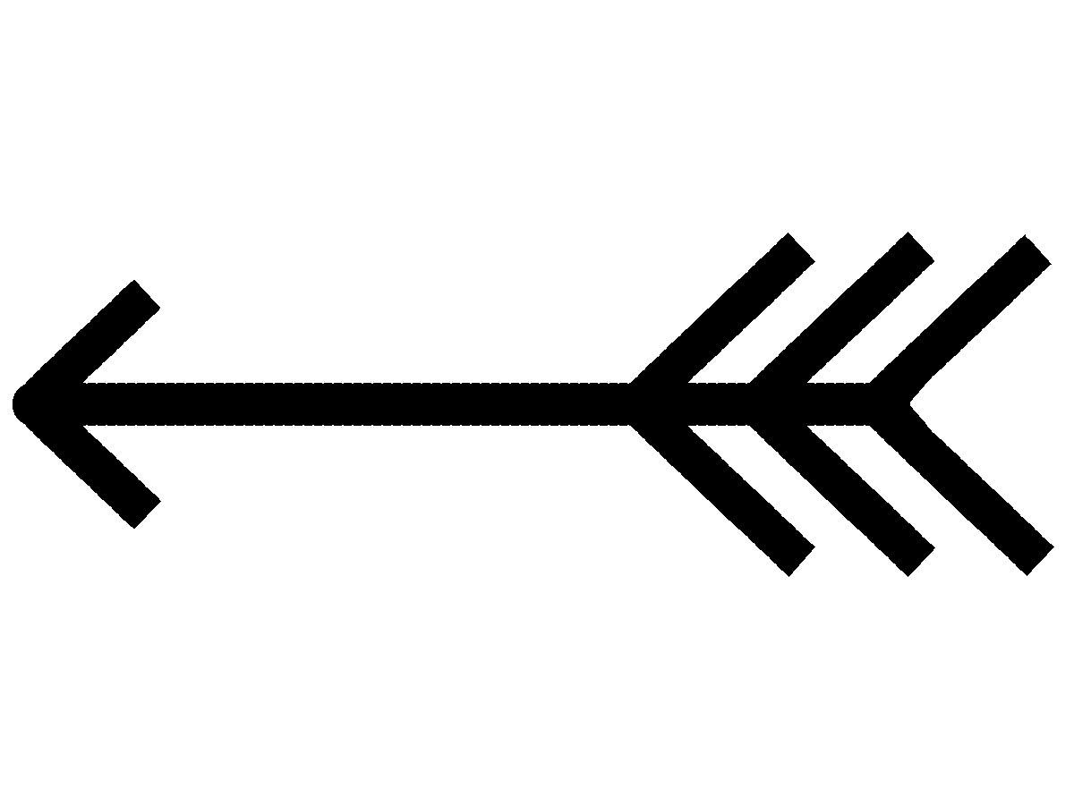 Indian Arrow Clip Art