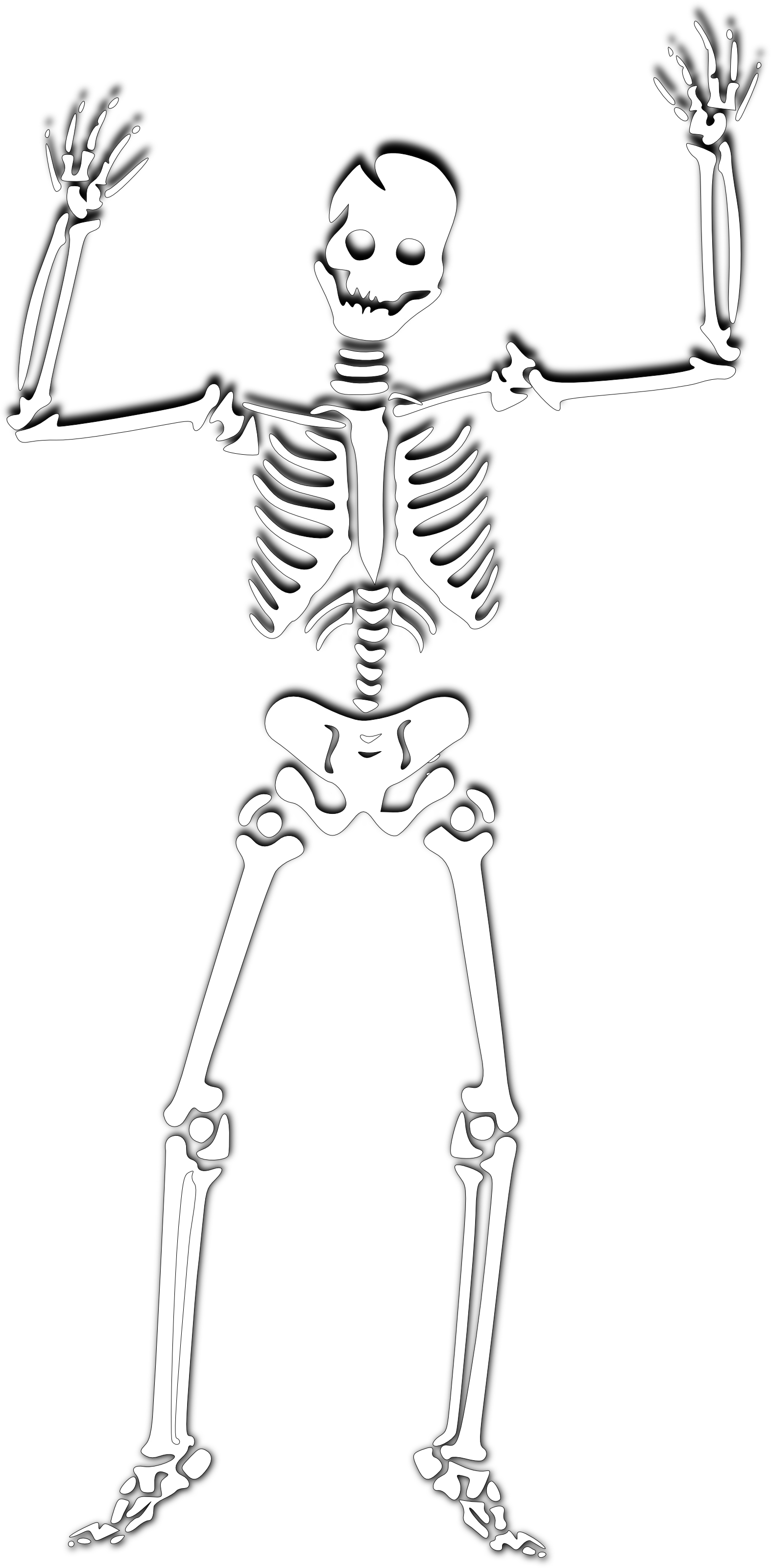 Free Fun Skeleton Cliparts Download Free Clip Art Free