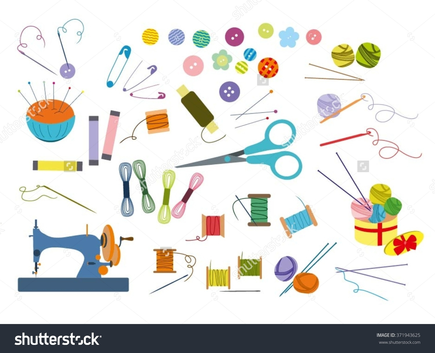 Free Sewing Kit Cliparts Download Free Clip Art Free