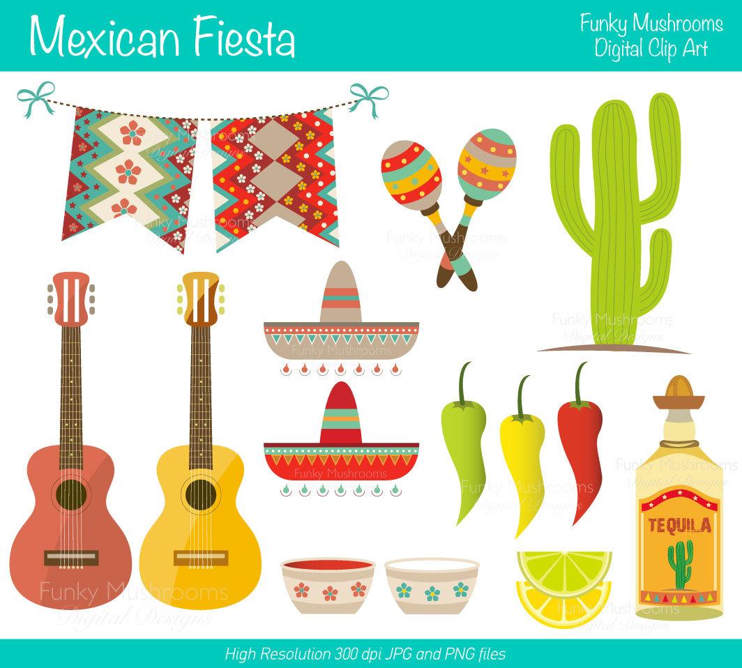 Fiesta Cliparts Printables