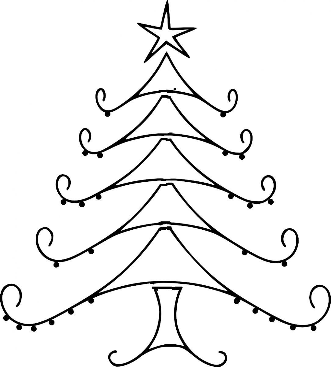 Free Christmas Line Cliparts Download Free Clip Art Free