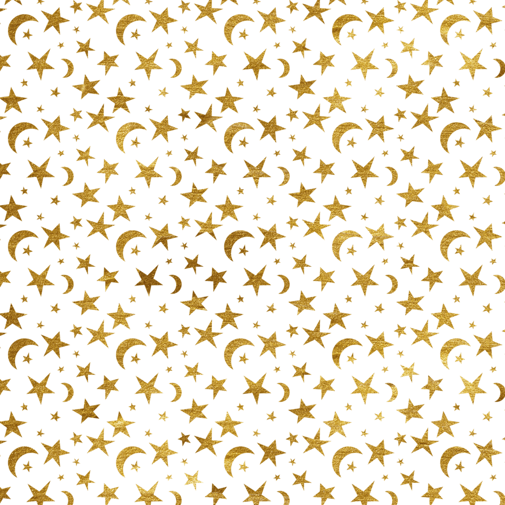 Star And Moon Patterns