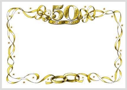 Free Anniversary Invitation Cliparts
