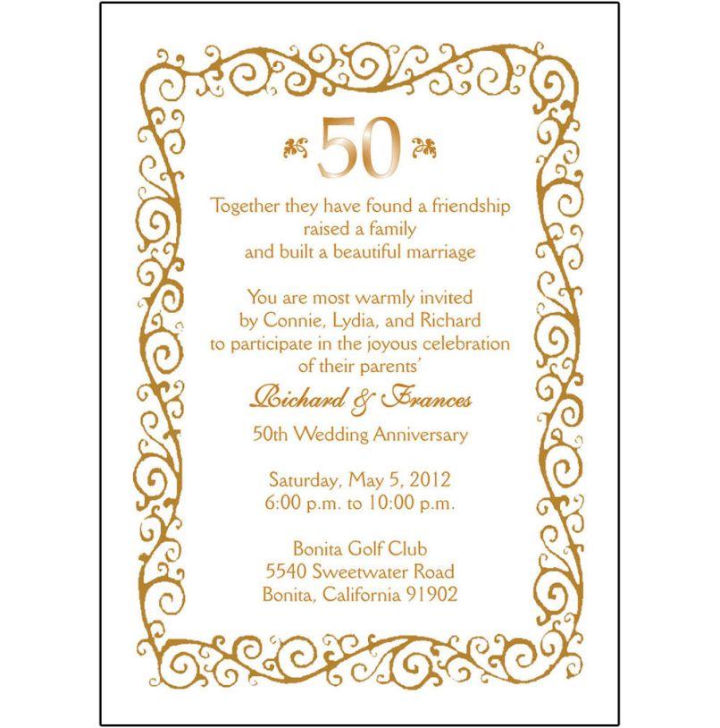 50th wedding anniversary invitation clip art free invitationjpg anniversary invitation cliparts free clip art stopboris Choice Image