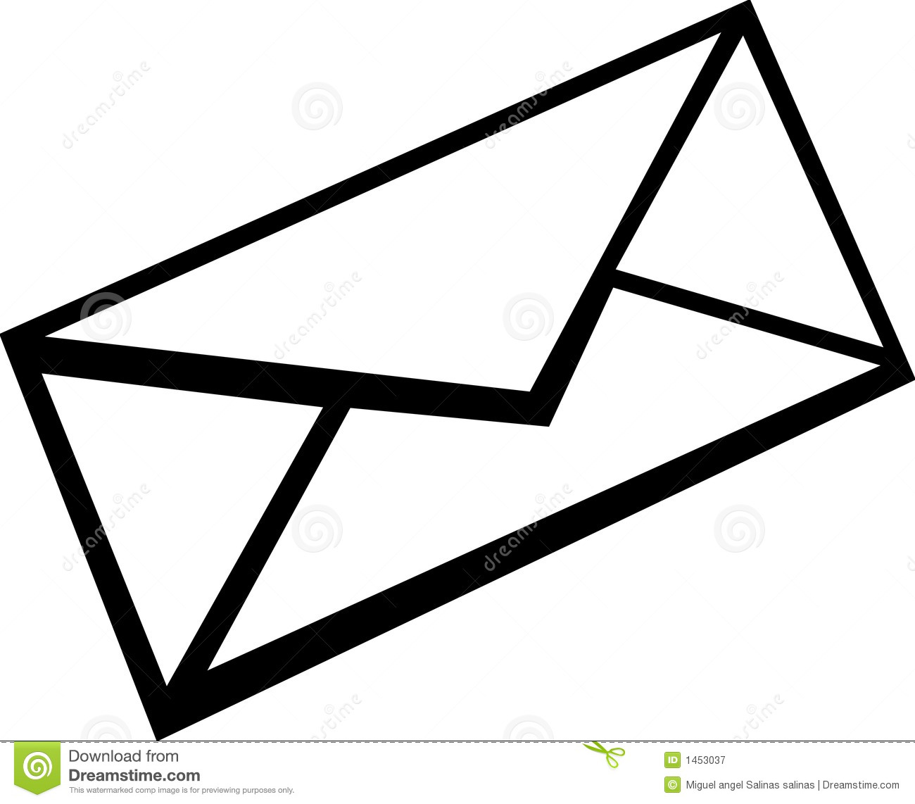 Clipart Envelope Mail