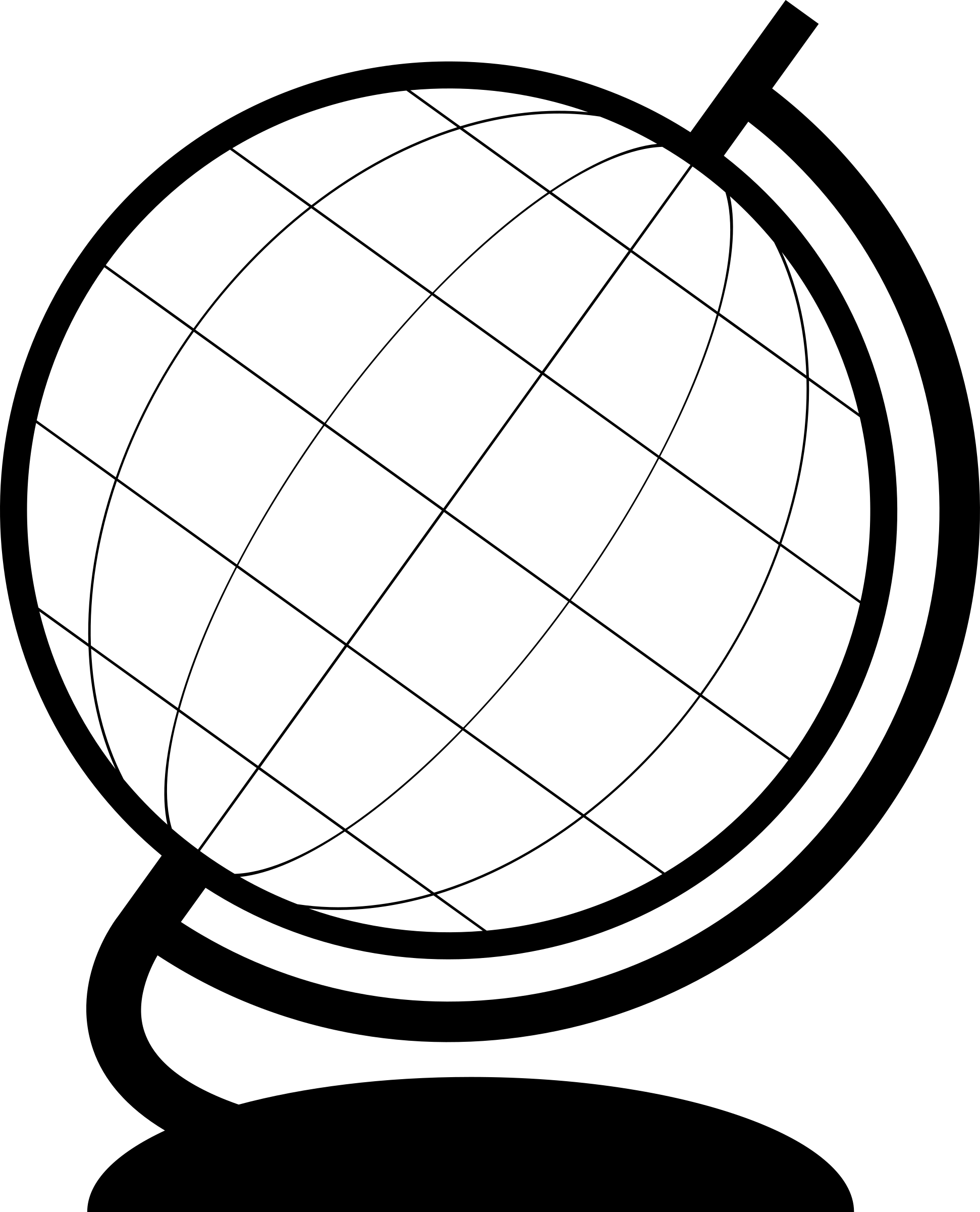 Free Globe Outline Cliparts Download Free Clip Art Free Clip Art On Clipart Library