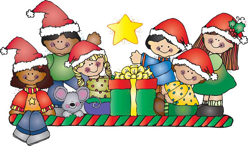 Free christmas program clipart