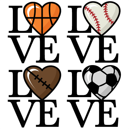 Download Free Heart Sports Cliparts, Download Free Clip Art, Free ...
