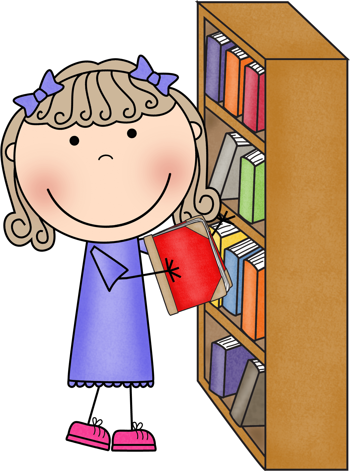 Free Library Worker Cliparts Download Free Clip Art Free