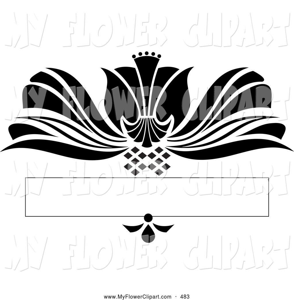 Free Blank Flower Cliparts Download Free Clip Art Free
