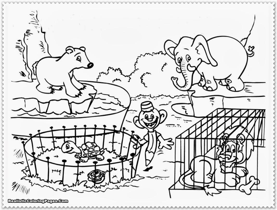 Free Preschool Zoo Cliparts Download Free Clip Art Free