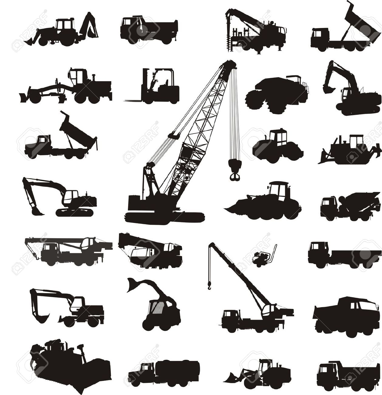 Free Excavating Equipment Cliparts Download Free Clip Art Free Clip Art On Clipart Library
