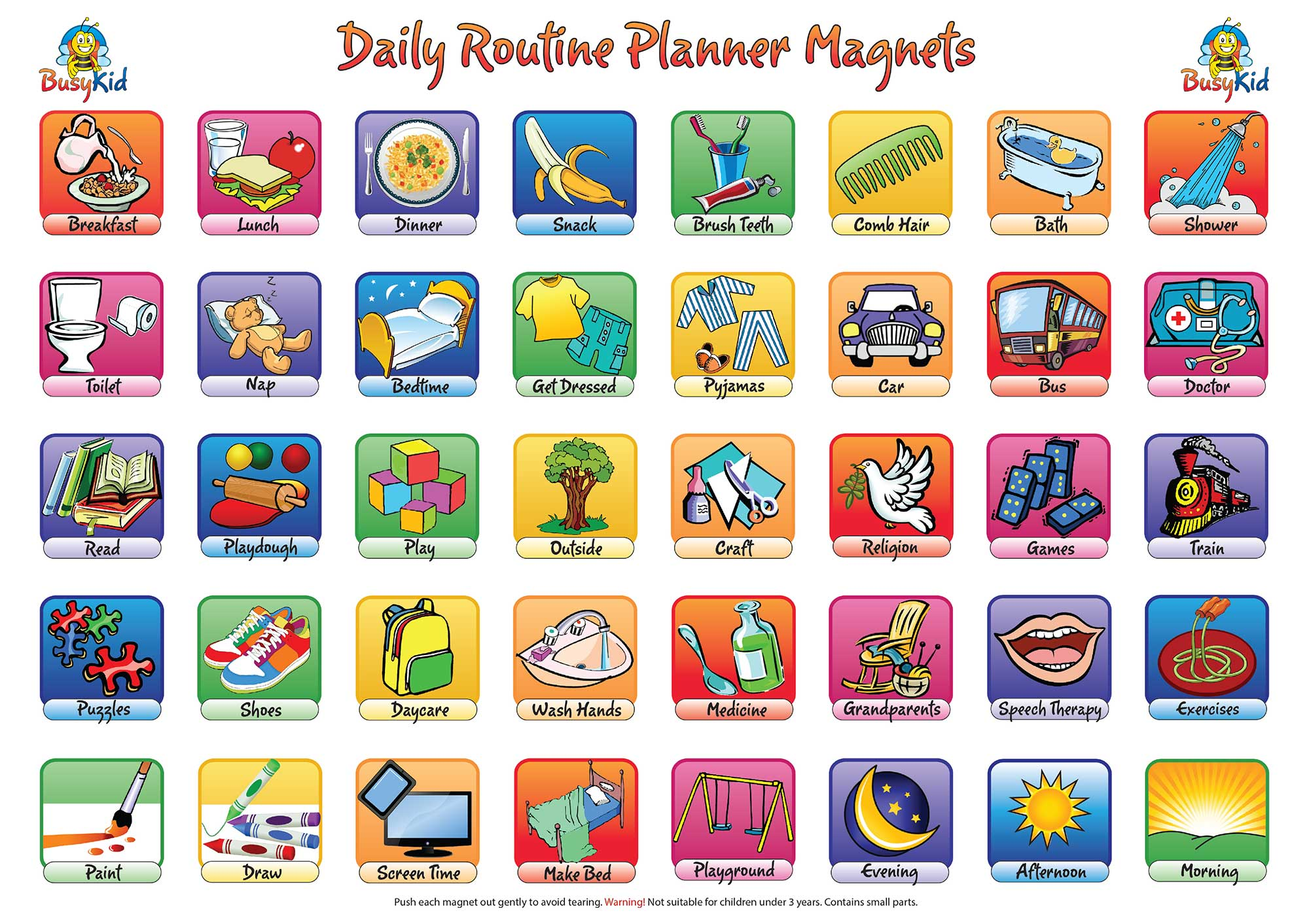 Clip Art Of Daily Activities Clipart