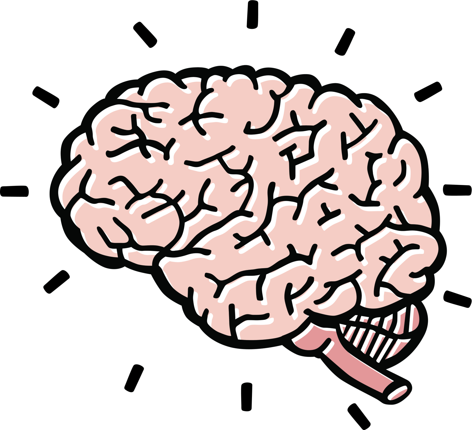 Free Thinking Brain Cliparts Download Free Clip Art Free