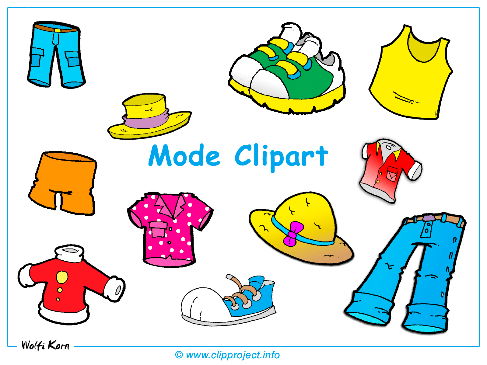 Free Clothes Weather Cliparts Download Free Clip Art