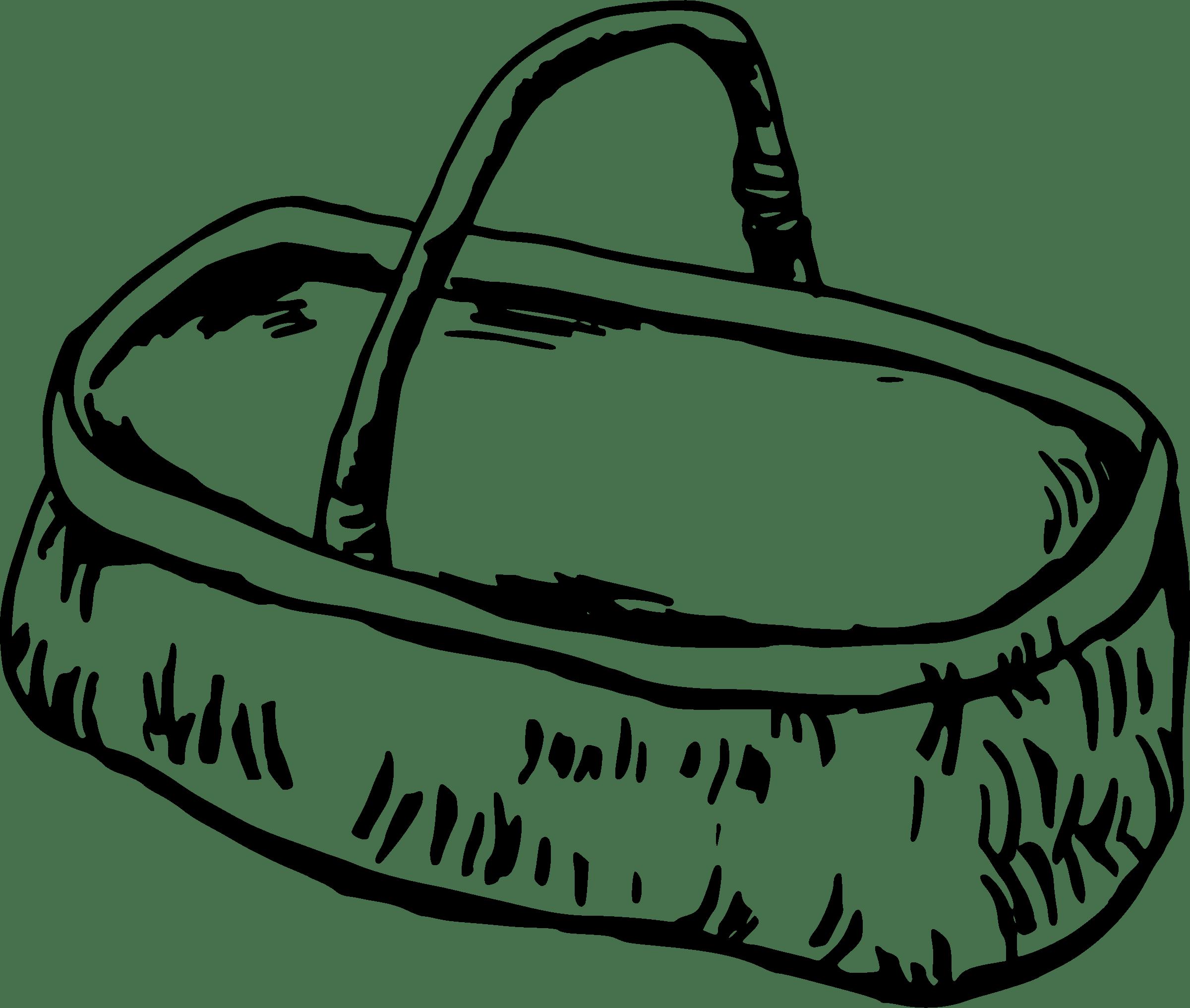 T Basket Clip Art