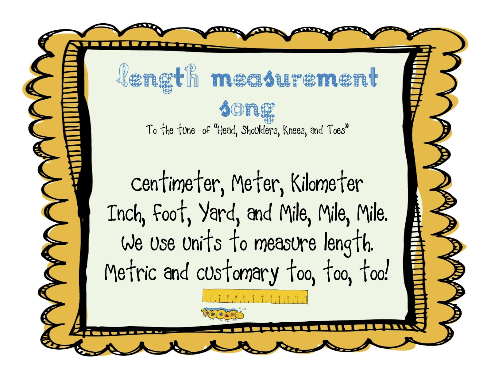 Free Measuring Length Cliparts Download Free Clip Art