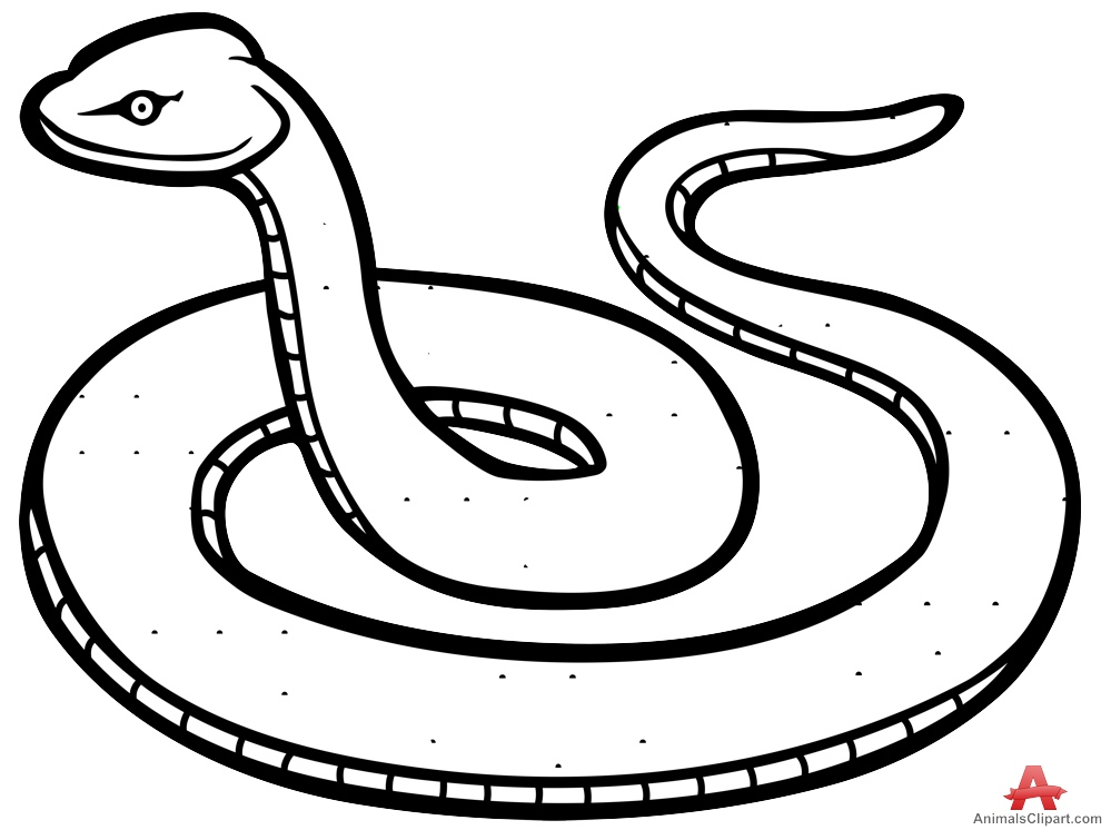Free Snake Cliparts Black, Download Free Clip Art, Free