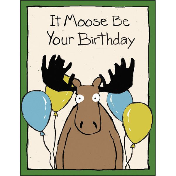 Free Birthday Moose Cliparts Download Free Clip Art Free