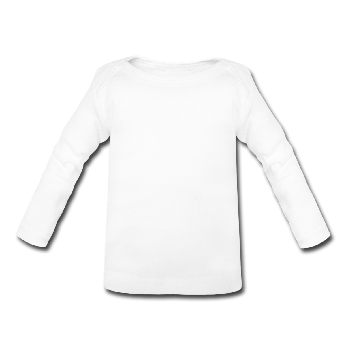 Long Sleeve Shirt Template Free Clip Art