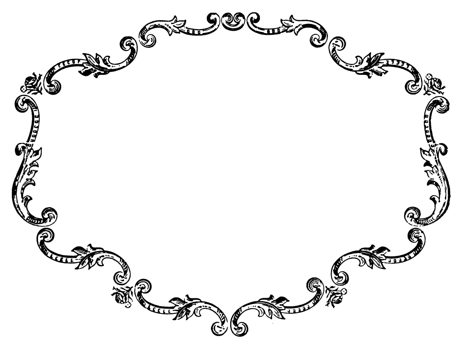 Free Rectangle Outline Cliparts Download Free Clip Art