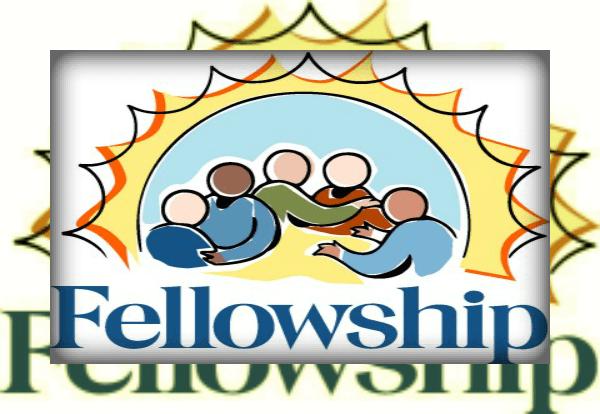 Church Fellowship Meal Clip Art