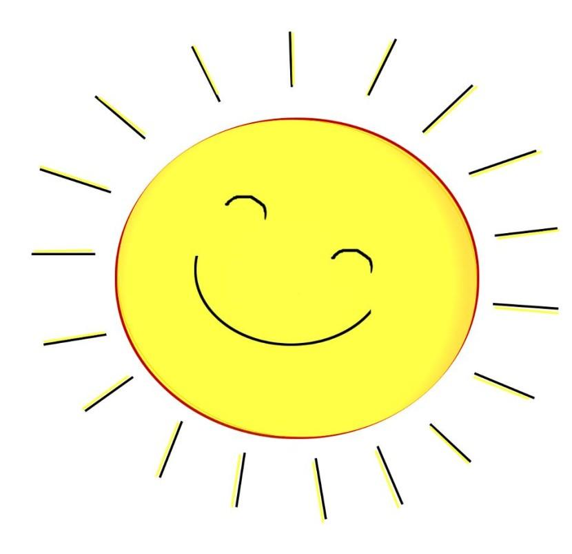 """Résultat de recherche d'images pour """"smiling sun"""""""