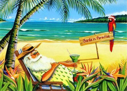 Free Beach Christmas Cliparts Download Free Clip Art