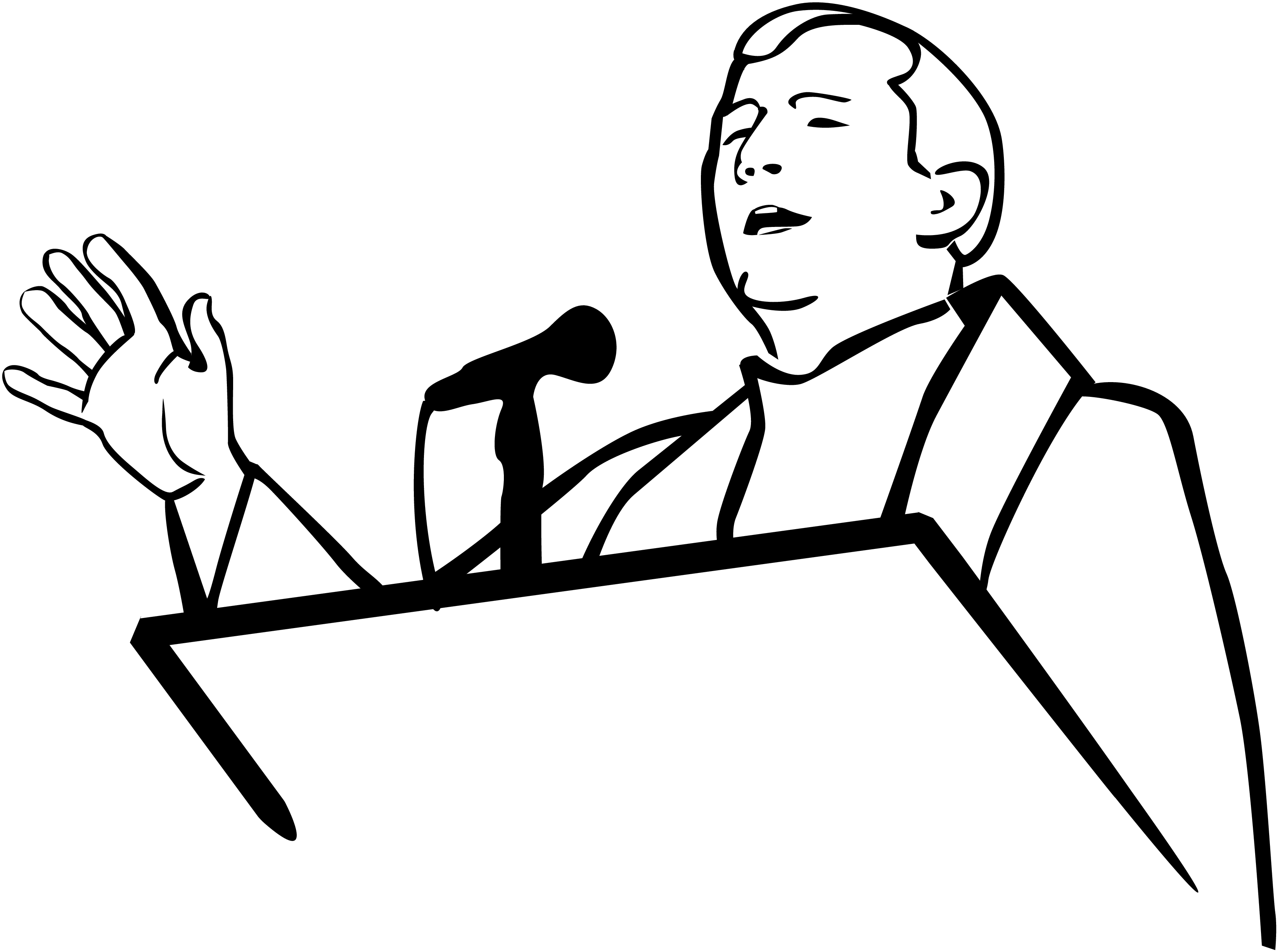 Church People Clipart United